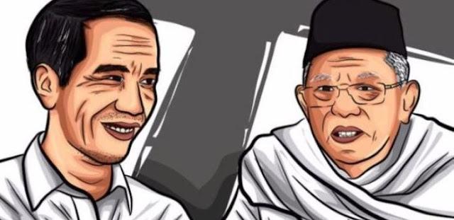 Ribuan Kiai dan Santri Deklarasi Lagi buat Jokowi-Ma'ruf, Targetkan 70 Persen Suara