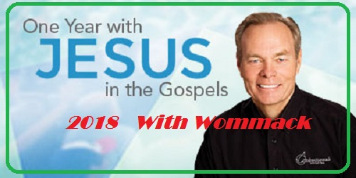 Andrew Wommack's Daily 8 January 2018 Devotional: Believers Receive