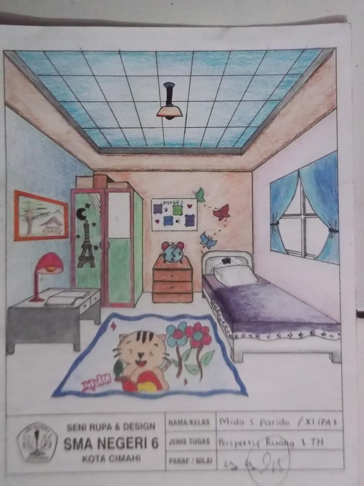 berbagi bersama doddi: Menggambar Perspektif
