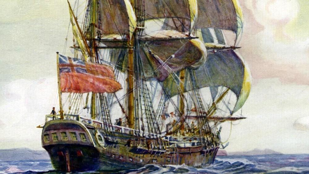 Xác tàu chứa kho báu 300 năm tuổi lớn nhất thế giới