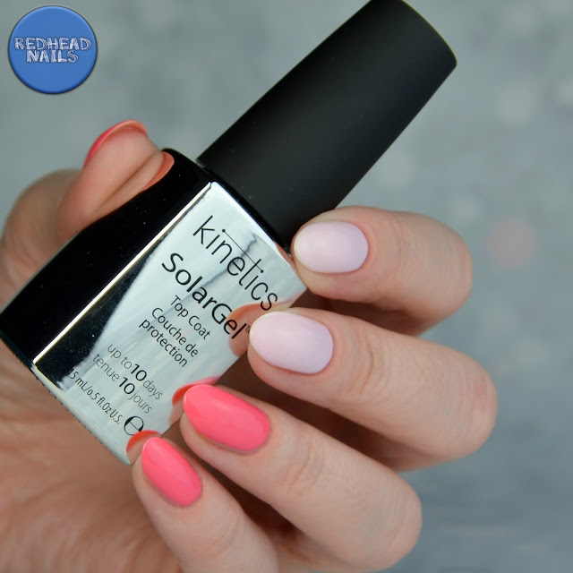 Kinetics Solar gel top coat
