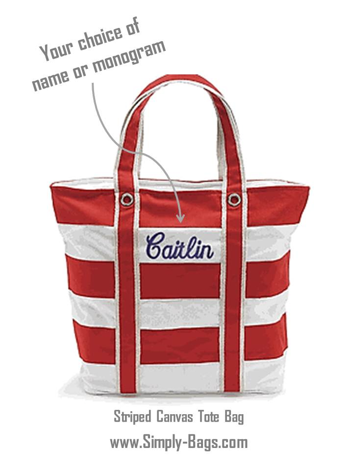 Giveaway Simply Bags Beach Tote
