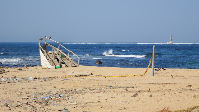 The westernmost point on the continent of Africa
