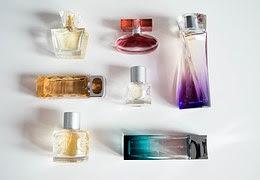 many perfumes