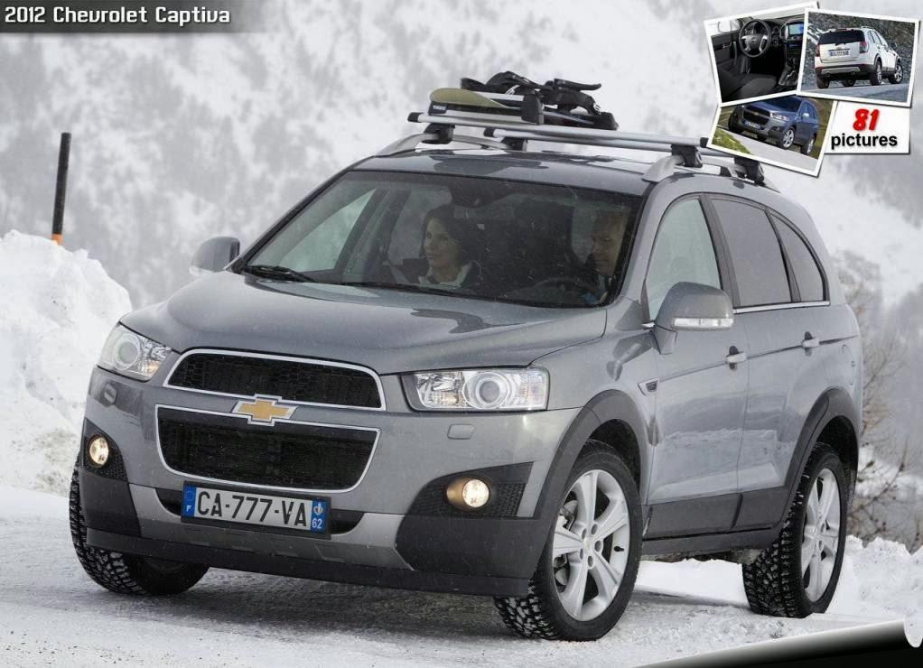 Chevrolet Captiva Keunggulan Dan Kekurangan Mobilku