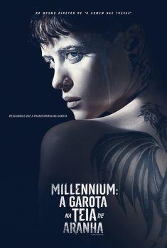 Millennium: A Garota na Teia de Aranha Torrent - WEB-DL 720p/1080p Dual Áudio