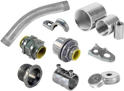 Accesorios de canalizaciones tuber as o conduits - Accesorios para taladros electricos ...