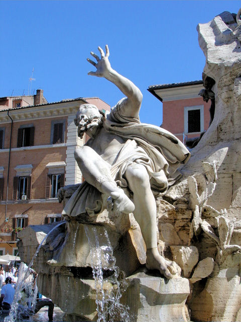 A Guided Tour Through Rome With Angels and Demons Pointing ...