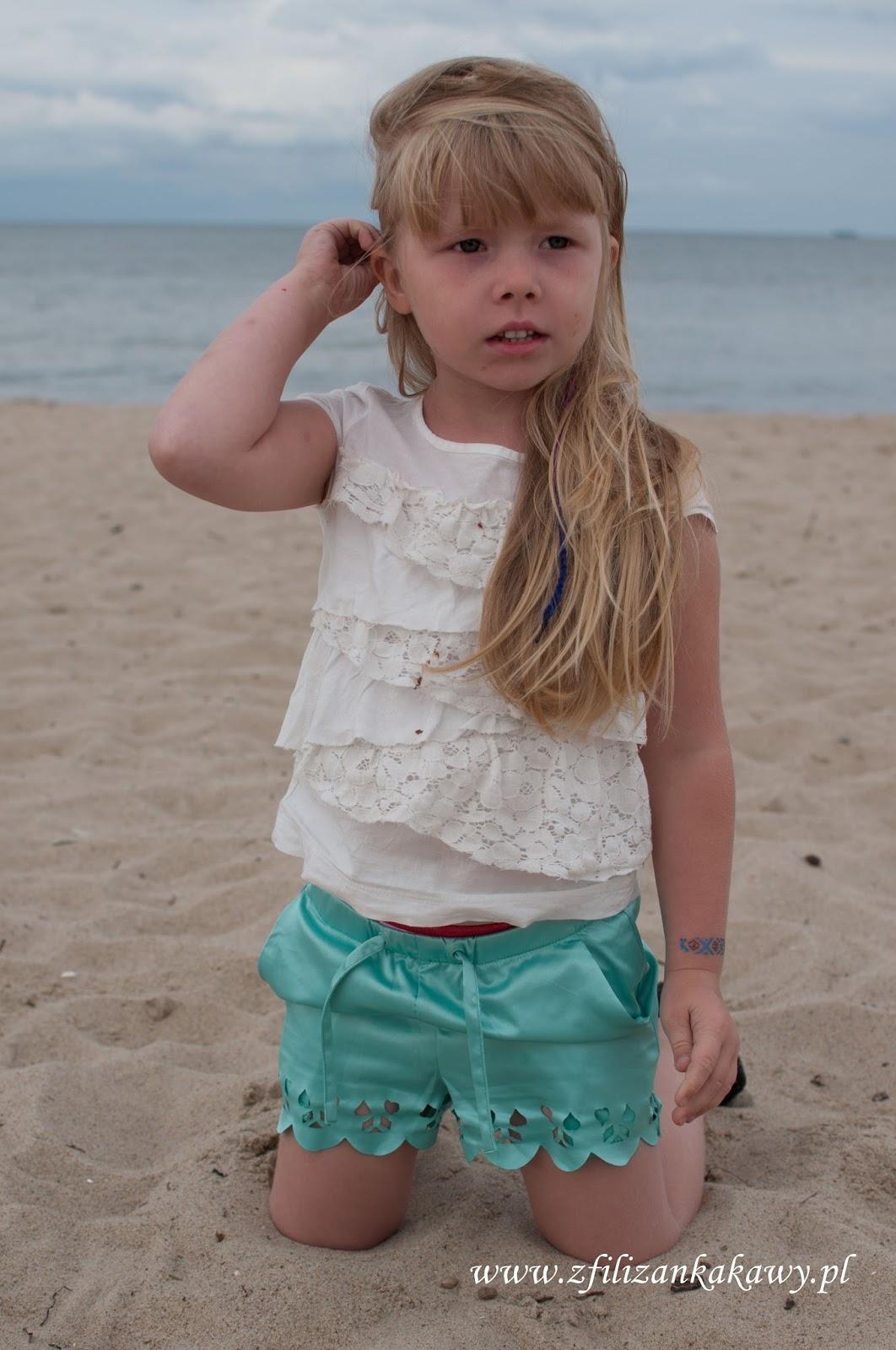 moda dla dziewczynki lato