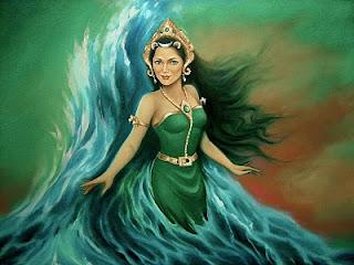 Sejarah Dewi Lanjar, Biografi Dewi Lanjar, Legenda Ratu Pantai Utara Dewi Lanjar, Legenda Ratu Pantai Utara
