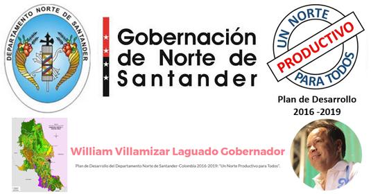 Bienvenidos a la página no oficial de William Villamizar Laguado Gobernador 2018