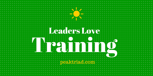 Leaders Love Training