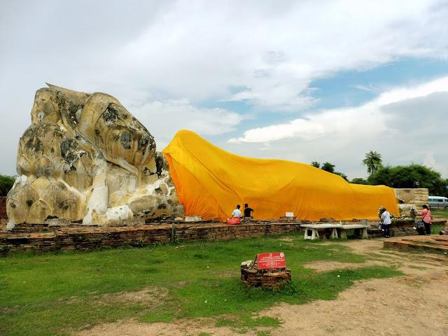 buda gigante tailandia