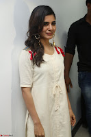 Samantha Ruth Prabhu Smiling Beauty in White Dress Launches VCare Clinic 15 June 2017 017.JPG