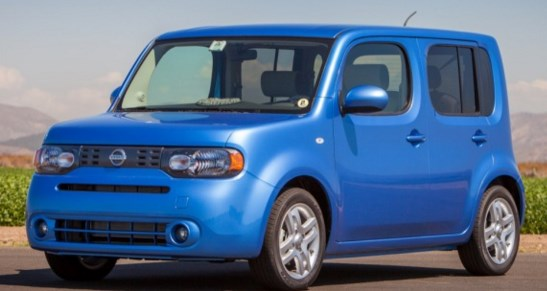 Nissan Cube Canada Review