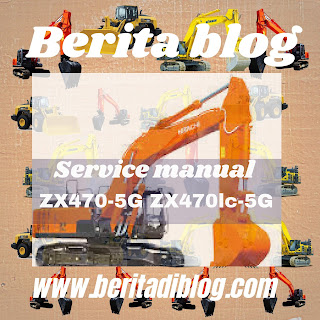 Hitachi zx470-5g 470lc-5g service workshoap manual