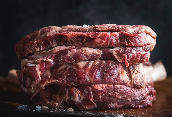 علامات تدل على فساد اللحم