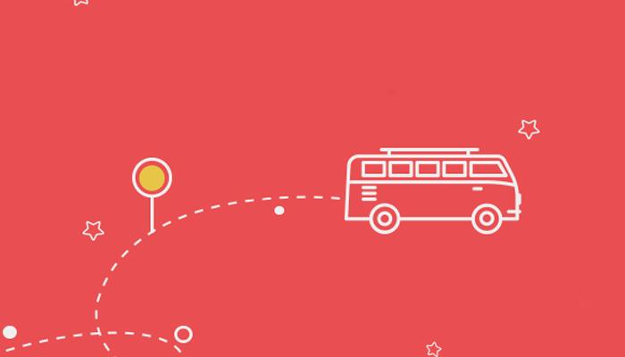 Pengalaman pertama beli tiket bas online.