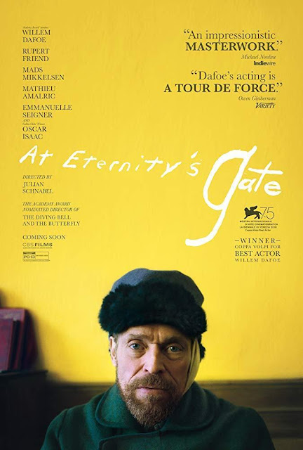 At Eternity's Gate [2018] [BBRip 1080p] [Dual Audio]