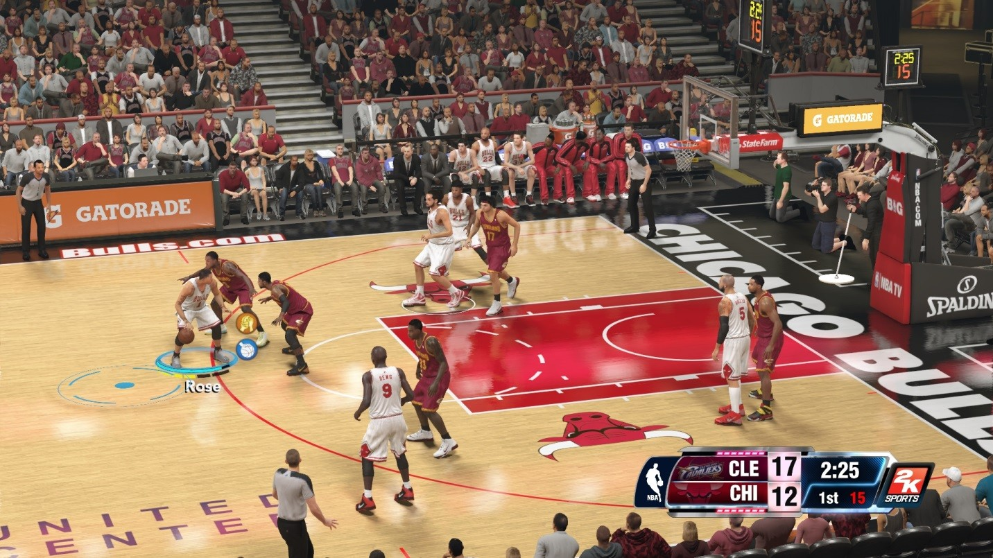 NBA 2K14 torrent download for PC