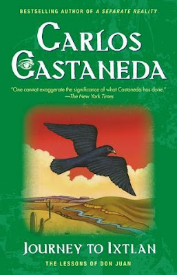Journey to Ixtlan by Carlos Castaneda - book cover