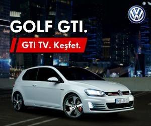 volkswagen golf gti beyaz binek otomobil, tasarım ve kalitesiyle o bir efsane,