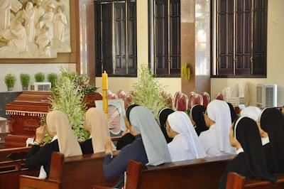 GP Bà Rịa: Thánh lễ an táng Cha Cố Phêrô Nguyễn Văn Giản - Ảnh minh hoạ 4