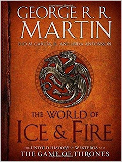 The World of Ice&Fire – George R.R. Martin