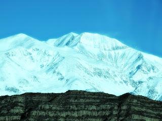 Pré Cordilheira e Cordilheira dos Andes - Mendoza