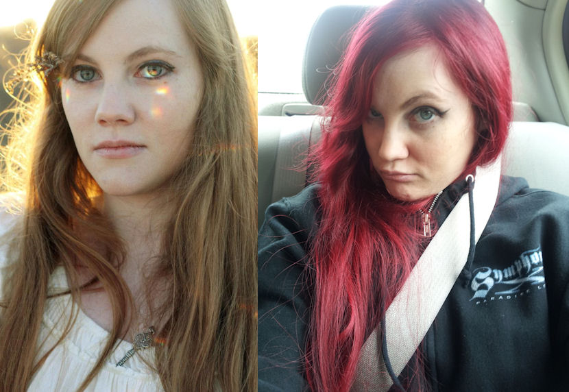 Forgive The Duck Face I Ve Been Culturally Brainwashed Photo On Left Taken By Rachel Kertz