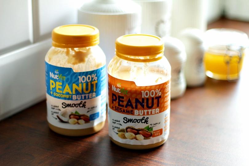 masło orzechowe, nutvit, smooth, crunchy, nutvit, sante, lidl, lifestyle, blog, odchudzanie, dieta,