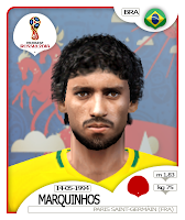 PES 6 Faces Marquinhos by BR92