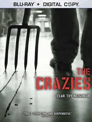 The crazies 2010 edición en DVD