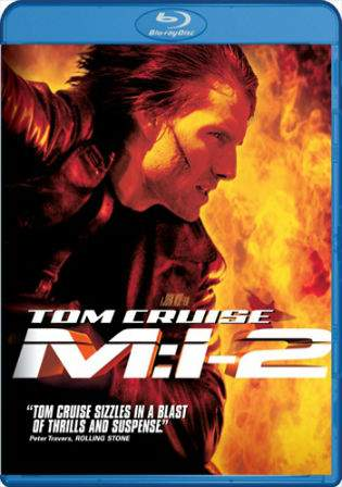 Mission Impossible II 2000 BRRip 350MB Hindi English Dual Audio 480p Watch Online Full Movie Download bolly4u