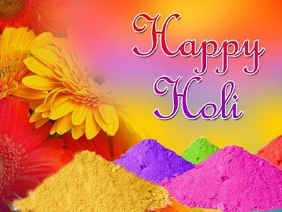 Holi hd Images with Wishes