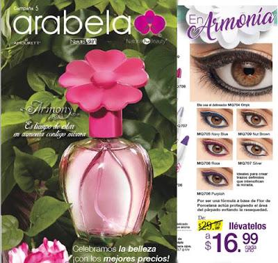 arabela catalogo campaña 5 2017