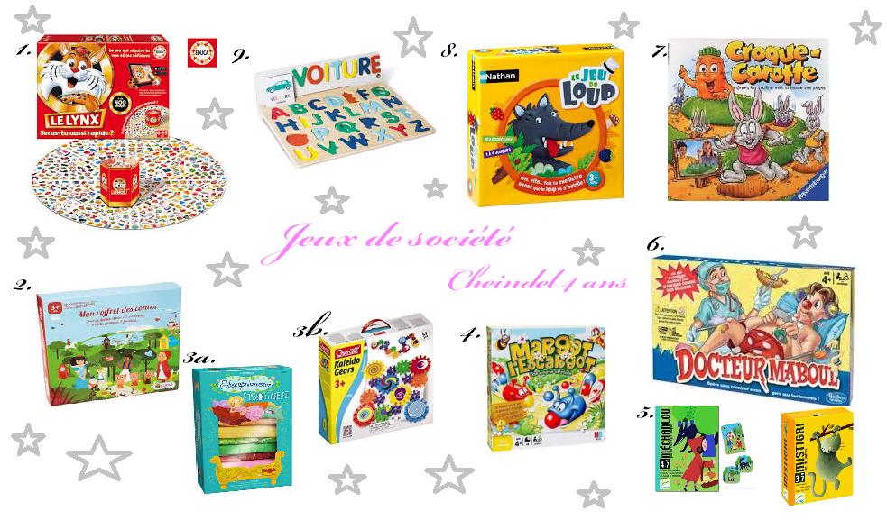 La brigade d'Annaelle: *** Idées cadeaux pour Cheindel 4 ans ***