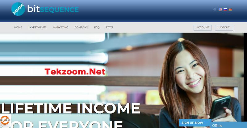 [SCAM] Review BitSquence - Lãi 3% hằng ngày mãi mãi - Đầu tư tối thiểu 10$ - Thanh toán Manual