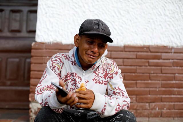 El número de refugiados y migrantes venezolanos en el mundo subió a tres millones