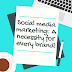 Social media marketing: A necessity for every brand!