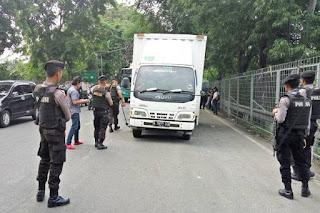 Jelang Demo Besar Besaran 4 November, Polda Perketat Pintu Masuk Ke Jakarta - Commando