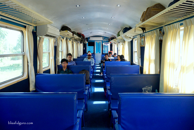 Royal Railway Cambodia Train Phnom Penh To Sihanoukville