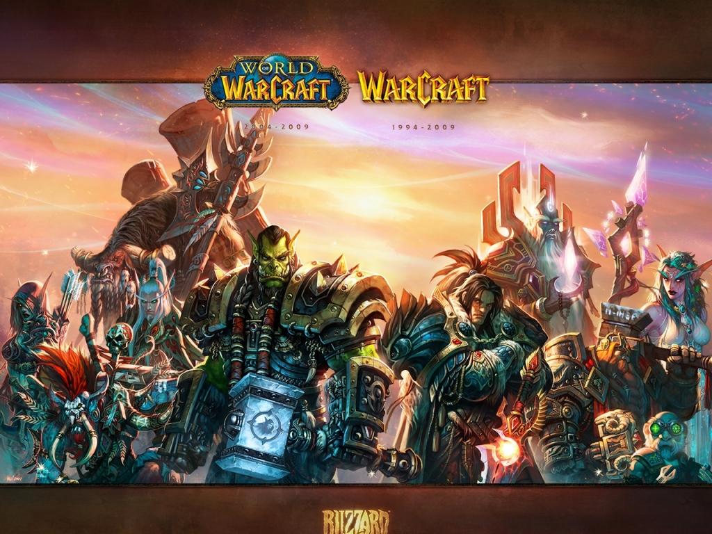 Fra Zona Gamers Wallpapers World Of Warcraft Domingo De