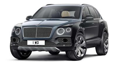 mobil SUV berharaga paling mahal