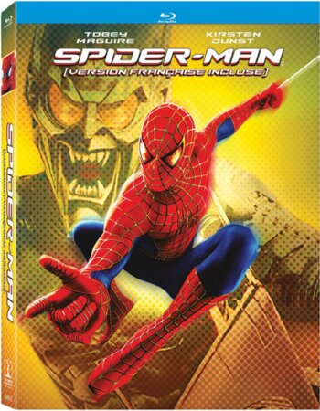 Spider-Man (2002) Dual Audio Hindi 480p BluRay x264 400MB ESubs Movie Download