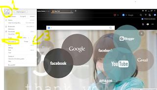 Cara Menyimpan Halaman Web untuk Dibaca Offline di Uc Browser PC/Laptop