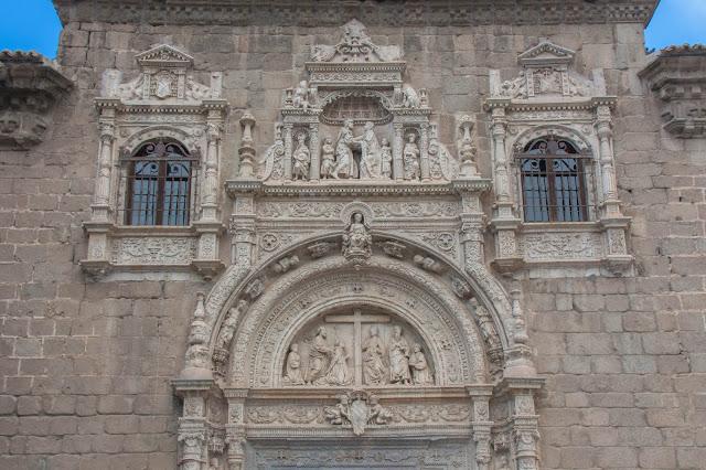 Monasterio de San Juan de los Reys, em Toledo, na Espanha