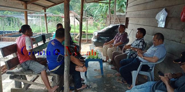 Pasca Dilantik Penjabat Sekda Mesuji Tinjau Persiapan Lomba Desa
