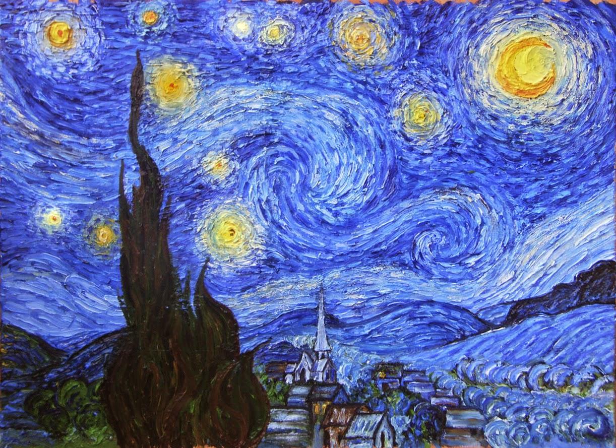 Mixtura Quadri Vincent Van Gogh