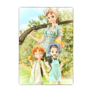 Figuras: Imágenes de Bell-mère: P.O.P de One Piece - Megahouse